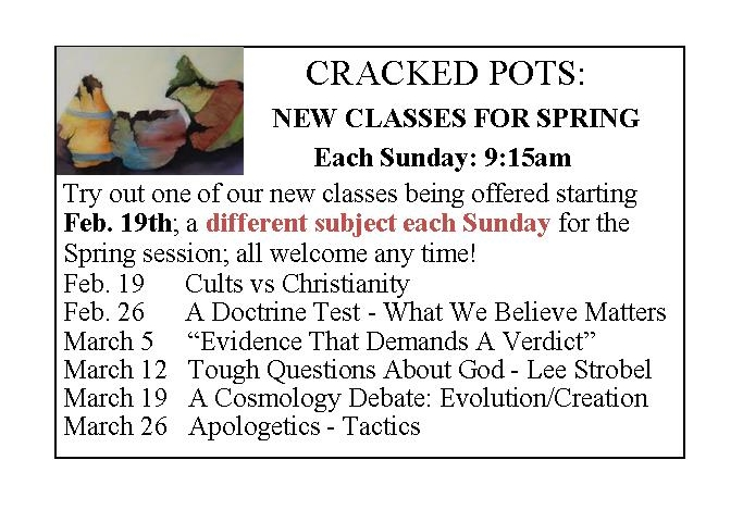 CP Spring Classes 2017 for  Website