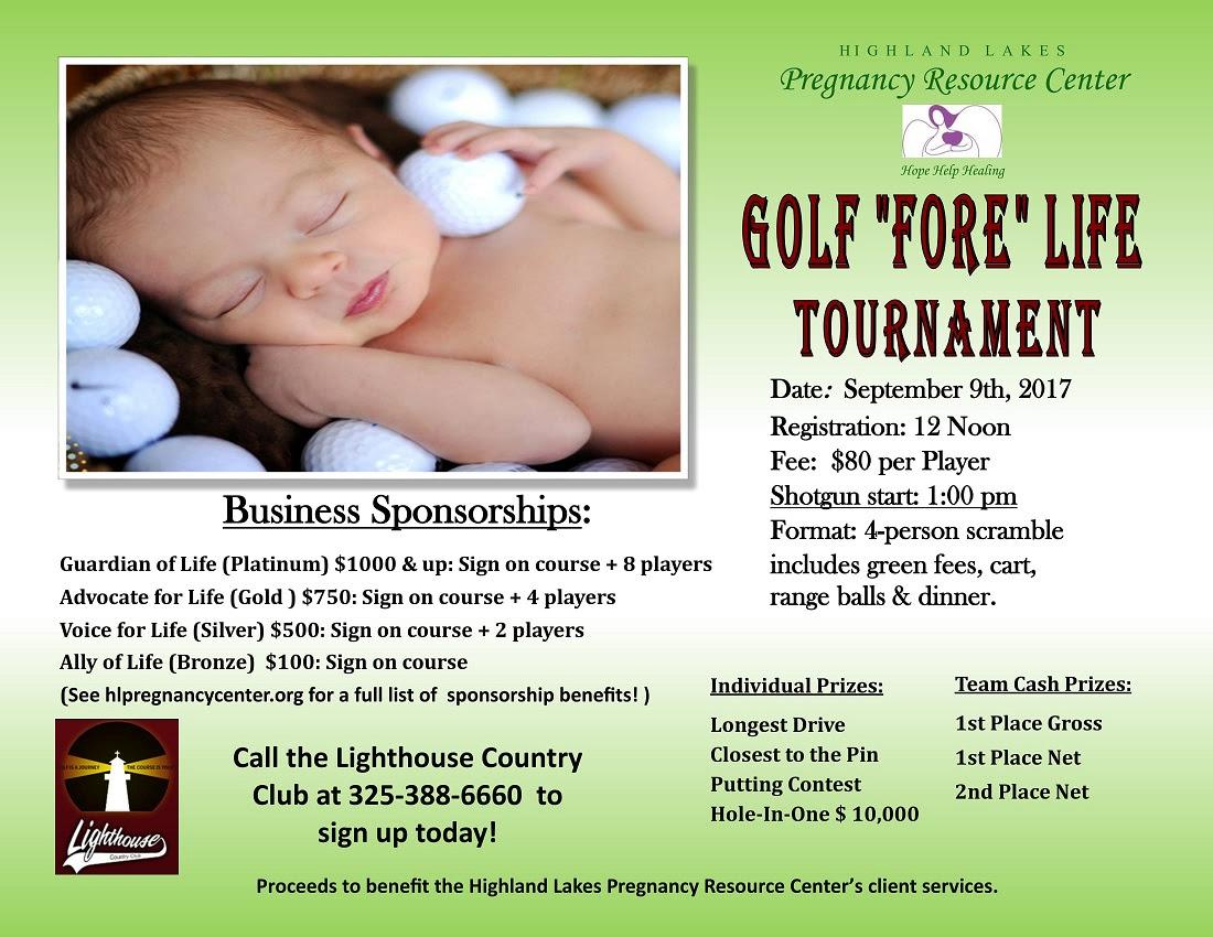 golf pregancy center