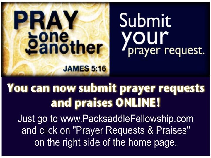 submit prayer online